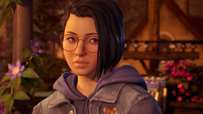 Alex Chen introduced in Life is Strange: True Colors opening scene