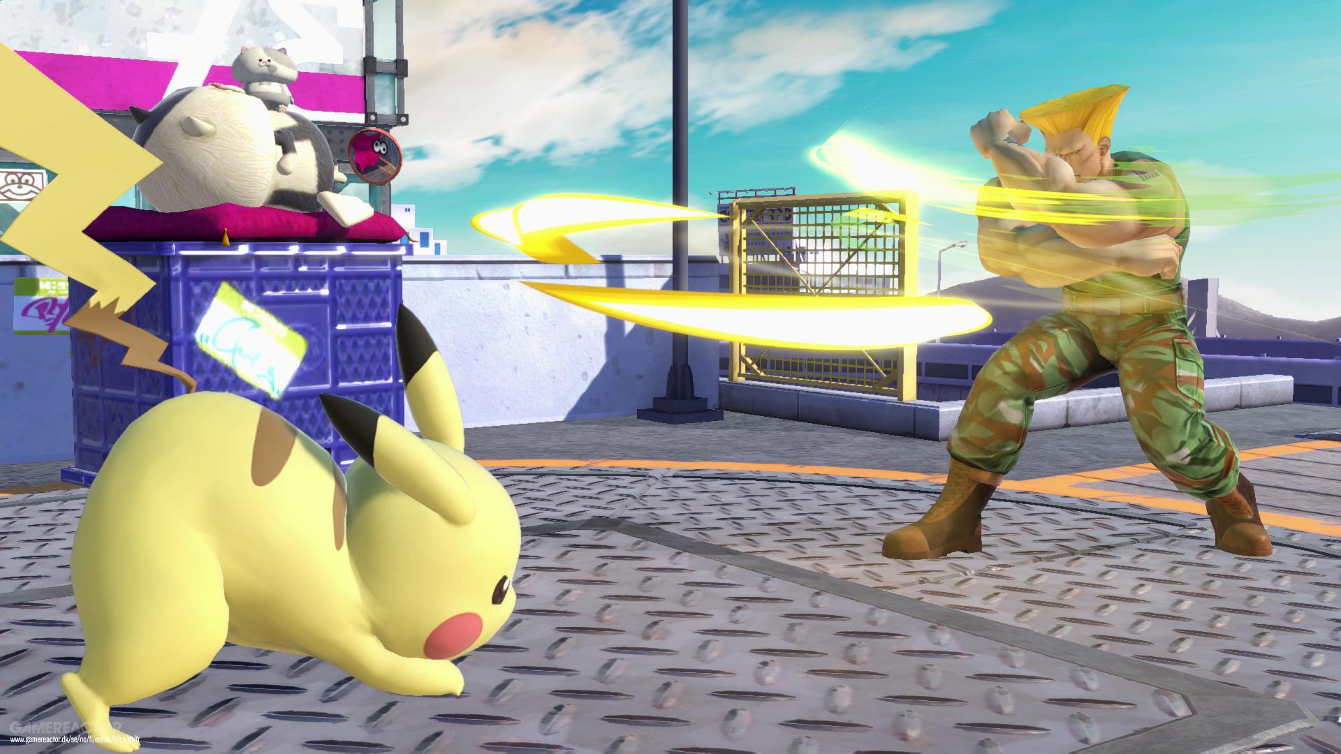Super Smash Bros  Ultimate rules released for Genesis 6
