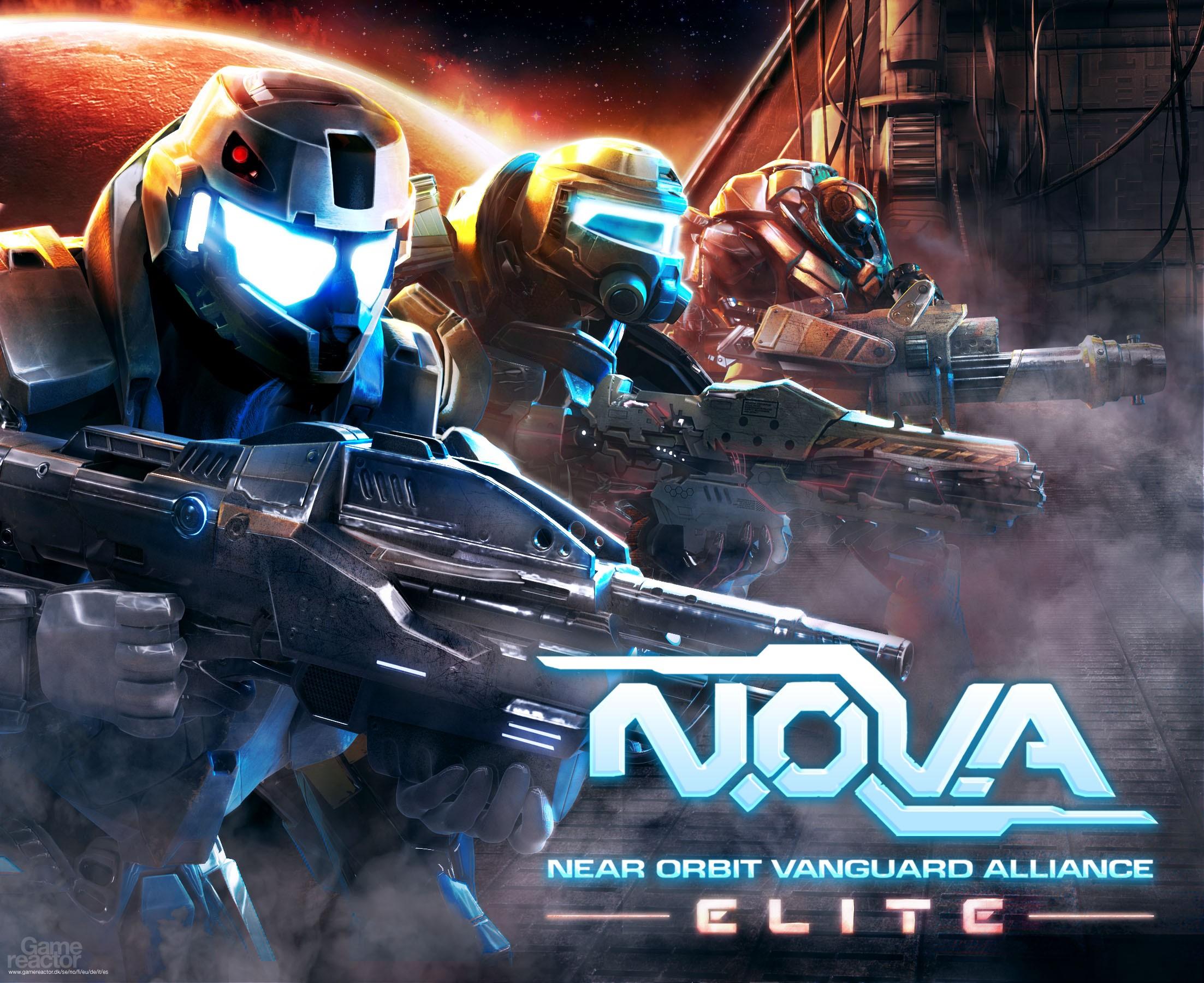 Pictures Of N.O.V.A. Near Orbit Vanguard Alliance: Elite