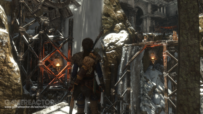 Rise of the Tomb Raider for PC patched