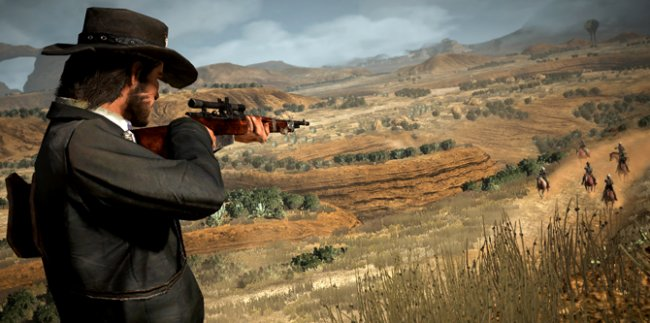 Report: Red Dead Redemption is getting a remake