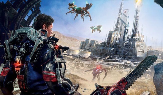 The Surge to support the Xbox One X