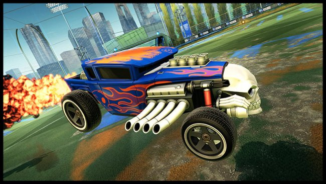 Cars Used In Rocket League Esports