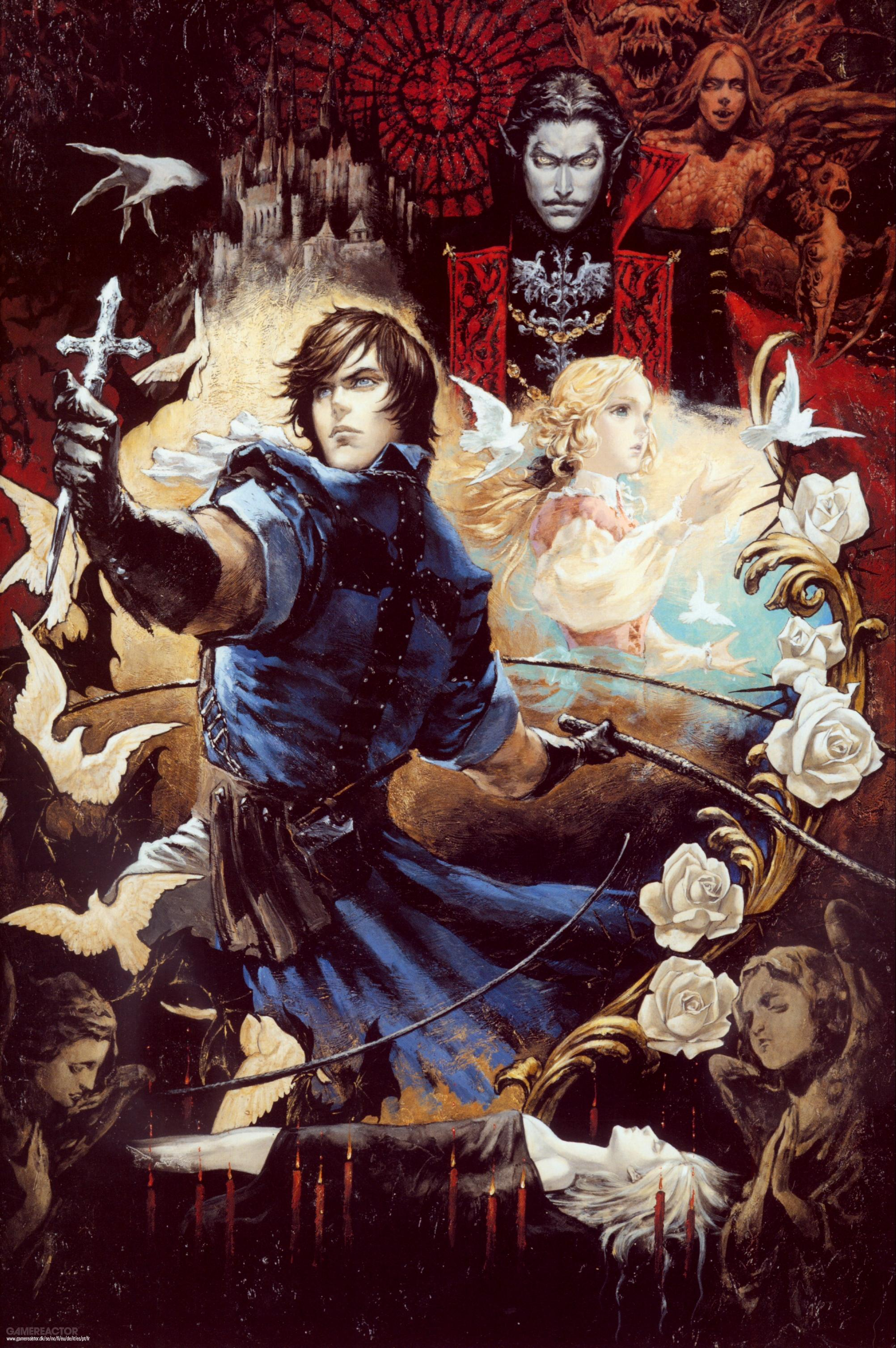 Pictures Of Castlevania Requiem Symphony Of The Night Rondo Of