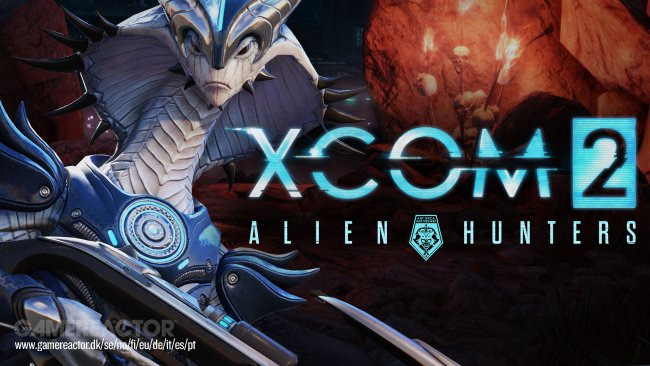 Alien Hunter DLC for Xcom 2 detailed