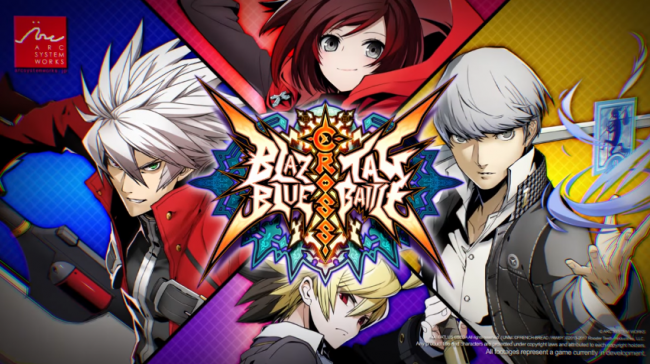 BlazBlue: Cross Tag Battle comes to PS4 and Switch in June