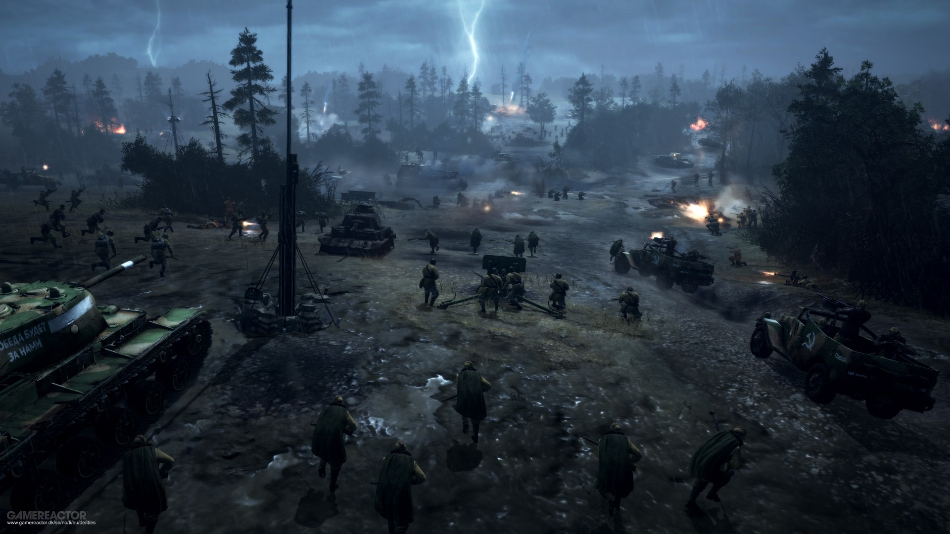 pictures of the eastern front returns in coh2 dlc 5/11