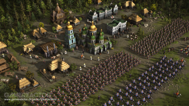Cossacks 3 release date in Wellington