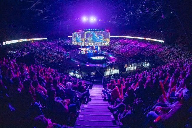 Double-elimination won't be coming to LoL Worlds