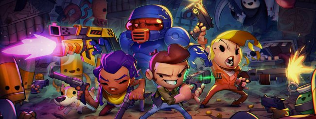 Enter the Gungeon hits Xbox One on April 5th