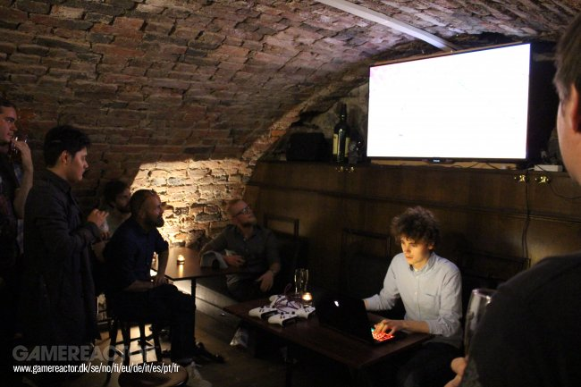 Enter the Stockholm Indie Game Dungeon