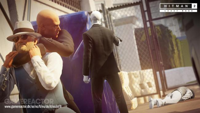Hitman 2 - Ghost Mode
