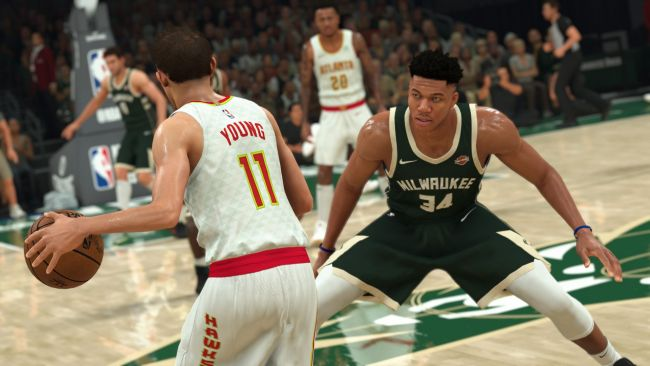 A NBA 2K21 demo is coming to current gens platforms