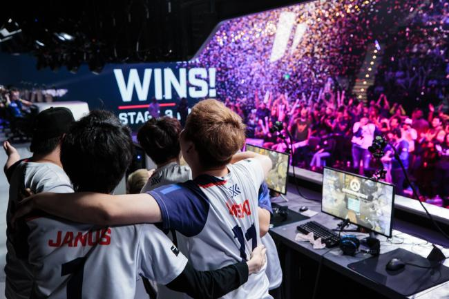 New York Excelsior are the OWL Stage 3 winners