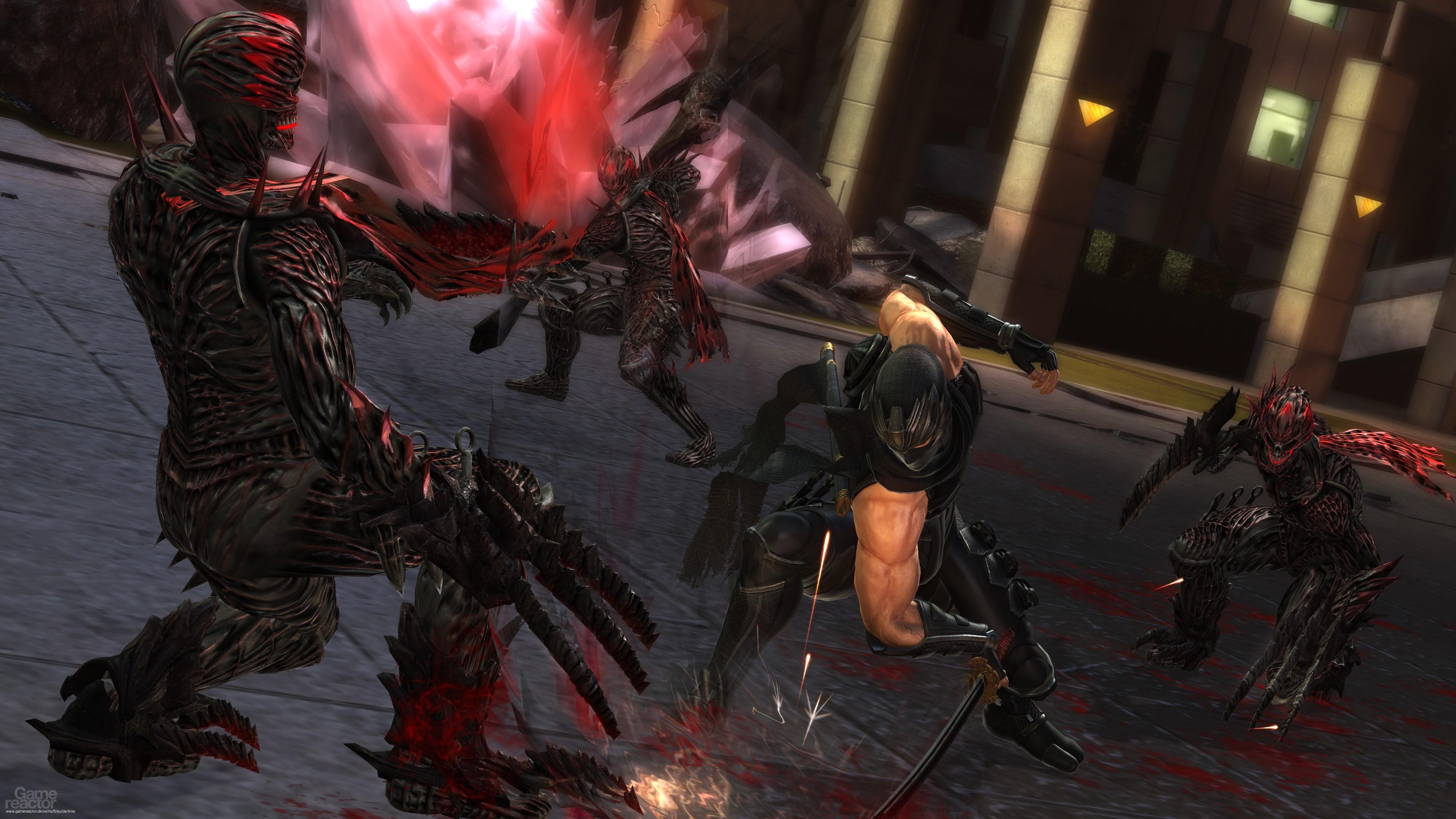 Ninja Gaiden 2 Ps3 Торрент