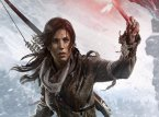 This is the box art for Rise of the Tomb Raider