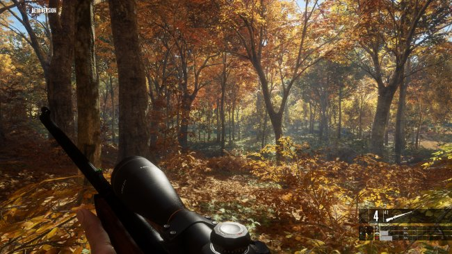 theHunter: Call of the Wild release date announced