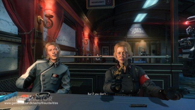 Wolfenstein The New Order Gameplay Wolfenstein: The New O...