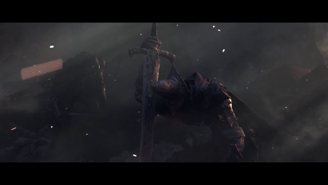 Watch Dark Souls 3 cinematic intro right here