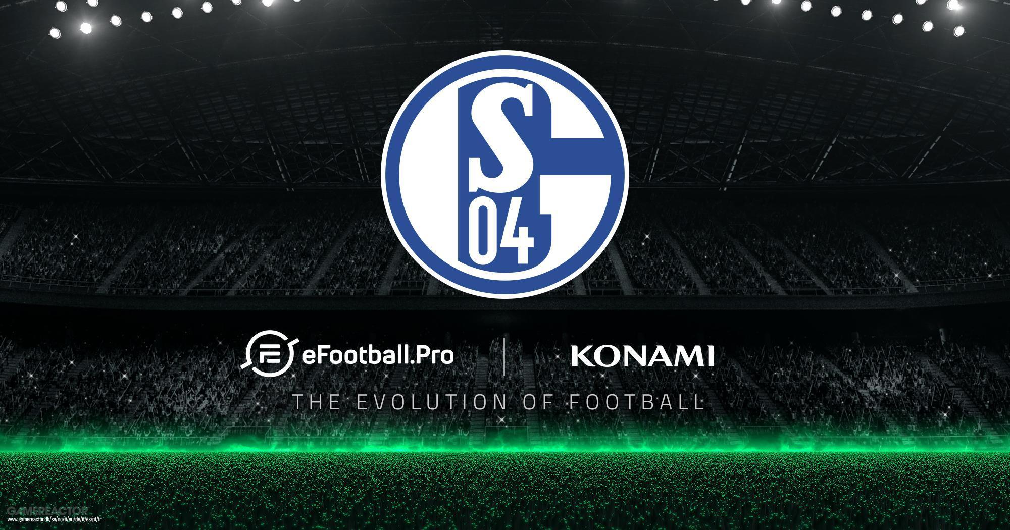 Schalke 04 Esports Joins Pes 2019 Efootball Pro League Pro Evolution Soccer 2019 Gamereactor