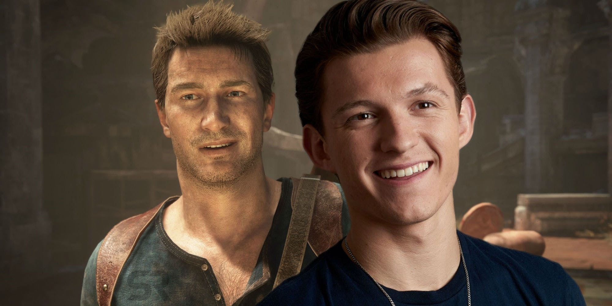 """Tom Holland says Uncharted movie script is """"one of the best"""" - - Gamereactor"""
