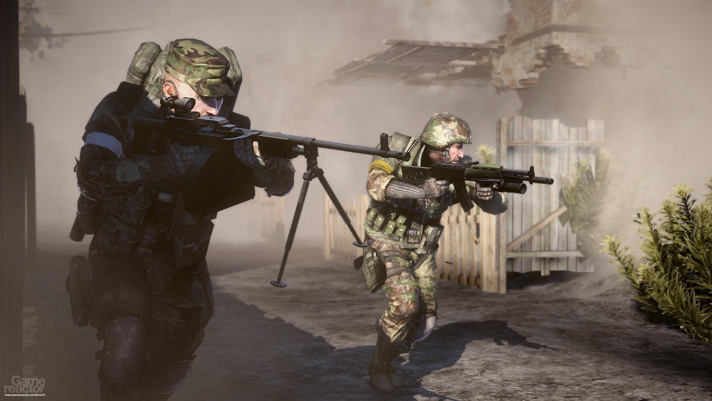 Игры Battlefield Bad Company 2