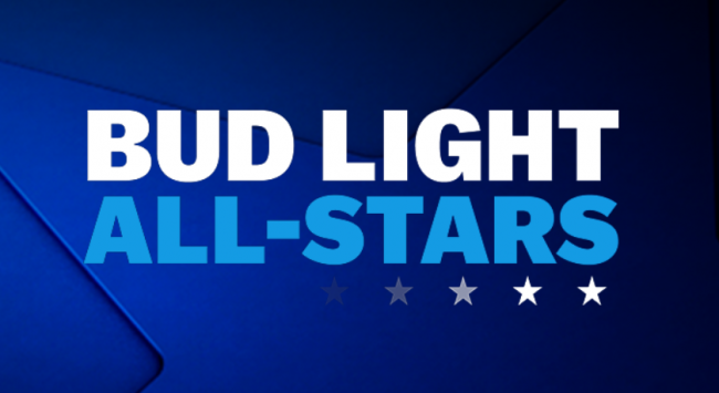 Bud Light All-Stars returns with 16 nominees