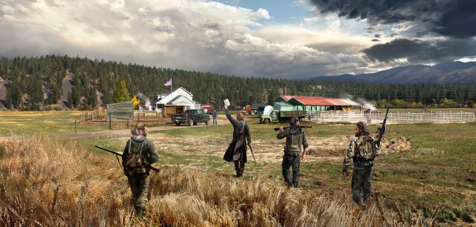 Far Cry 5 - First Look