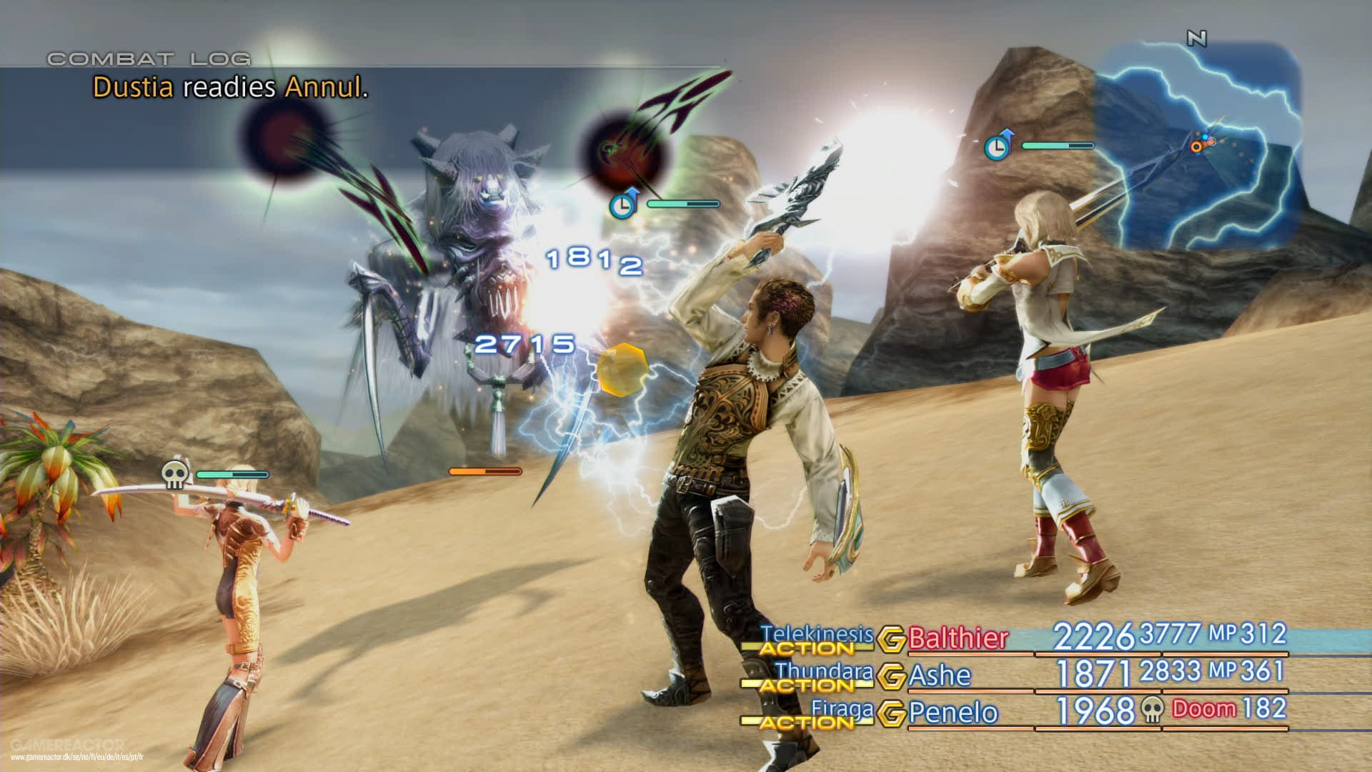 Final Fantasy Xii The Zodiac Age Preview Gamereactor