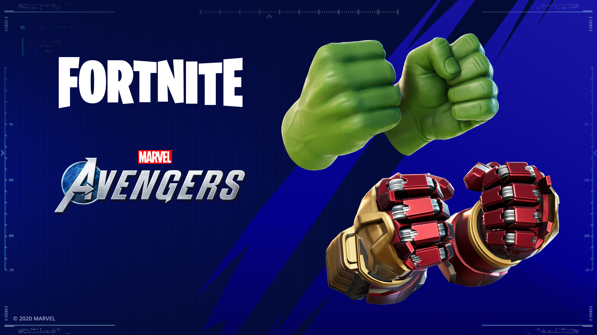 Flaunt The Hulk S Hands In Fortnite In New Crossover Event