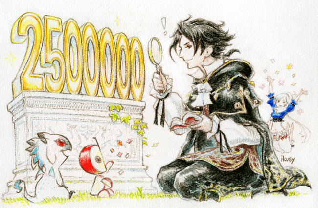 Octopath Traveller has surpassed 2.5 million sales