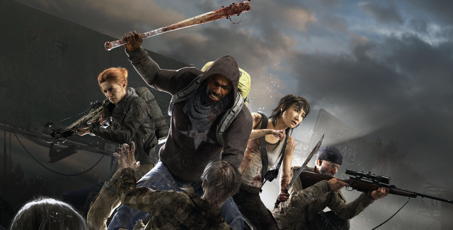 Here's our video review of Overkill's The Walking Dead