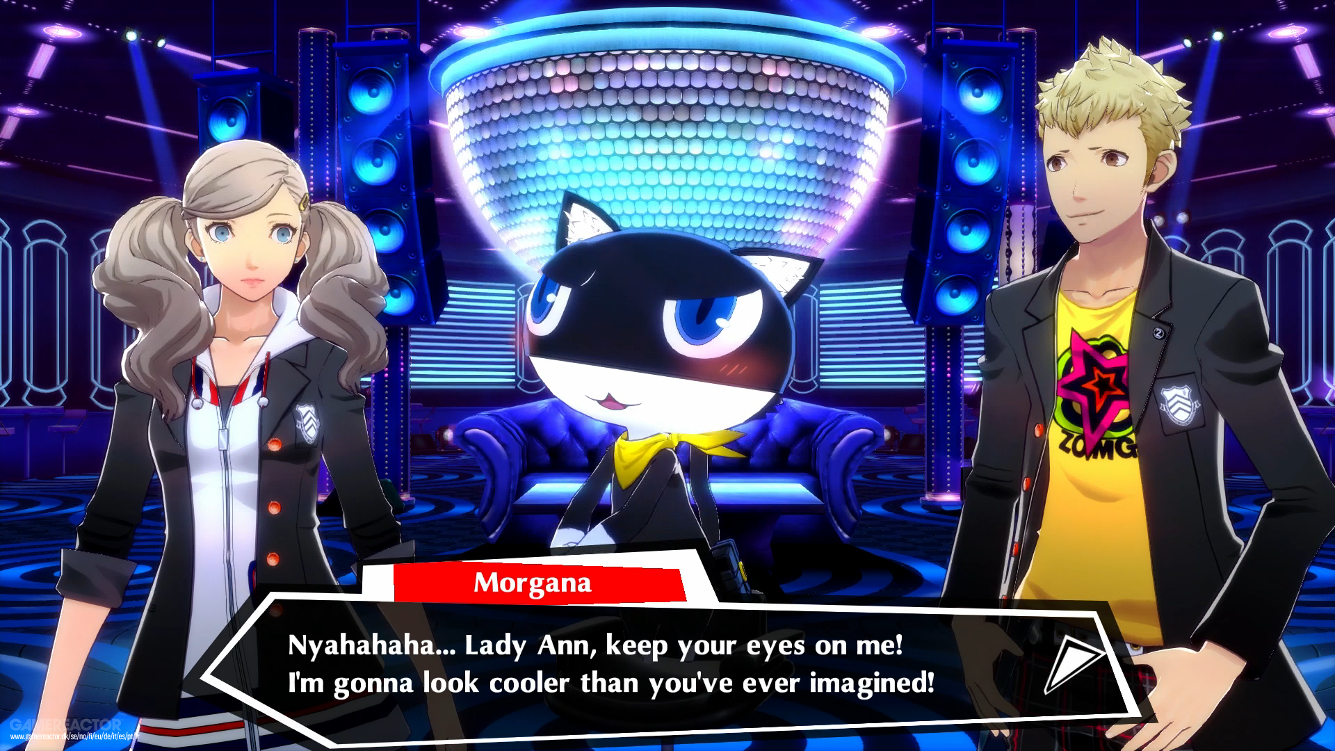 Pictures Of Persona 5 Dancing In Starlight 6 10