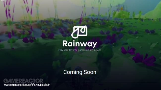 Rainway is a streaming app coming to Switch's eShop