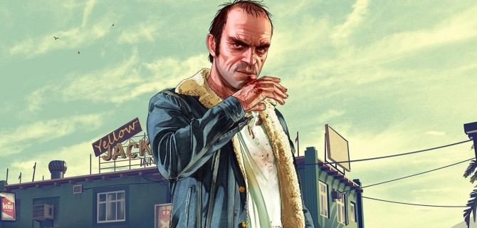 Charts: Another notch on GTAV's belt