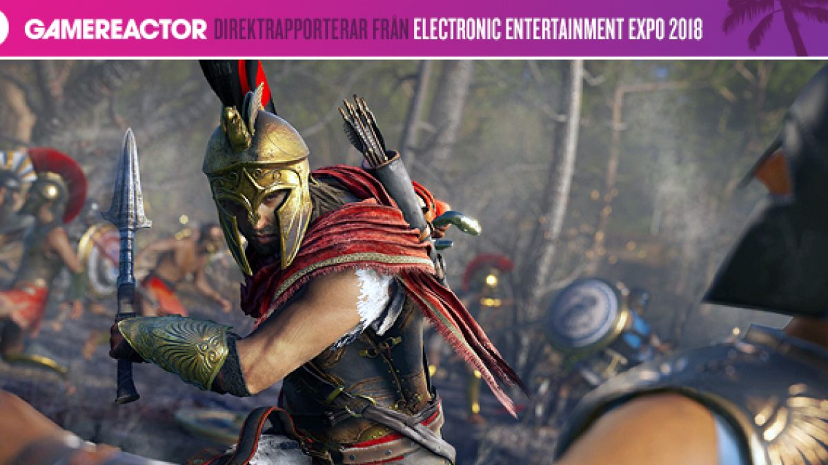 Assassin's Creed Odyssey expansions and free DLC revealed