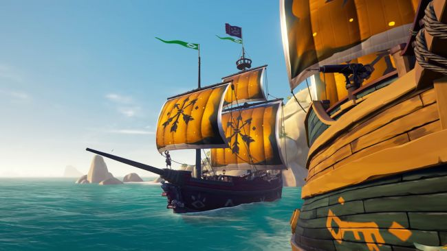 Rare sells sails in Sea of Thieves to raise funds for Stand Up To Cancer