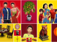Celebrate the Lunar New Year festivities Sims 4 style