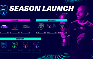 EA reveals preseason events for FIFA 21 Global Series