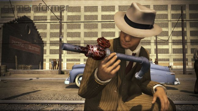 Gaming's Defining Moments - L.A. Noire