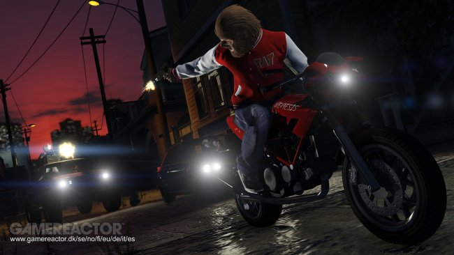 Grand Theft Auto Online: Updated & Dangerous