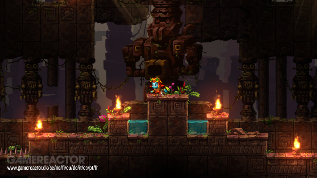 Image & Form announce SteamWorld Dig 2 for Switch