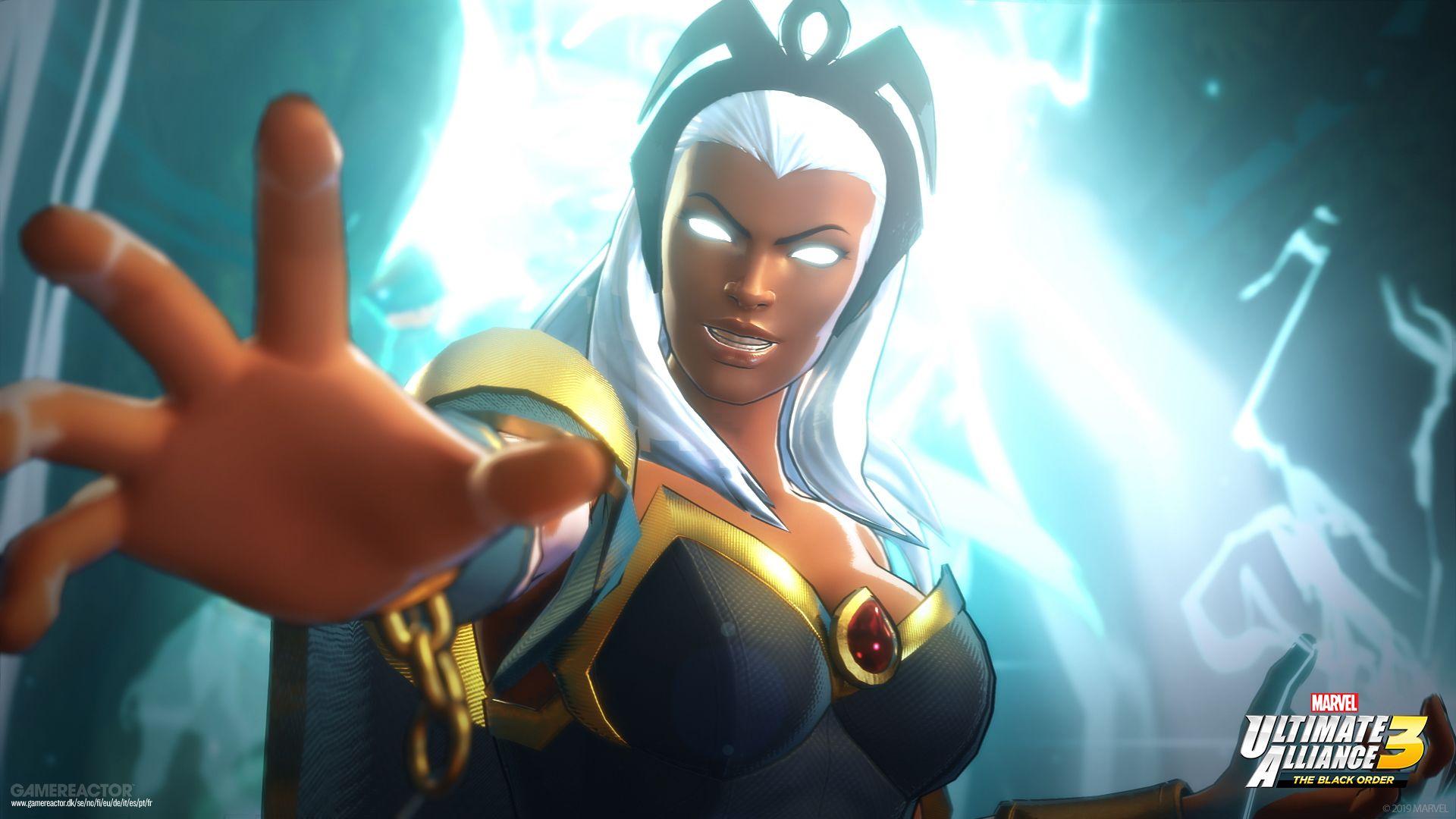 marvel ultimate alliance 3 cyclops