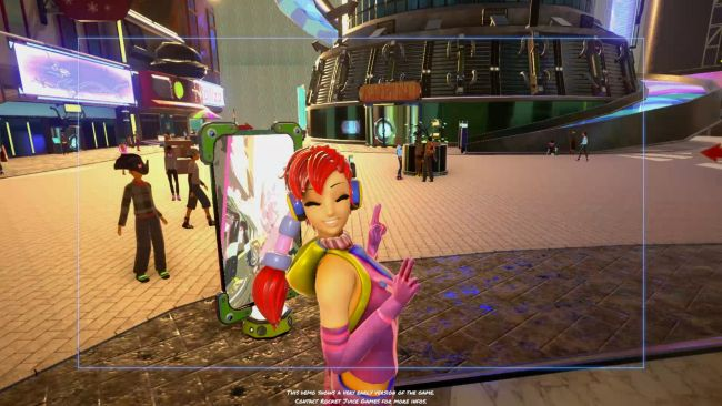Neon Tail mixes Jet Set Radio and Life is Strange