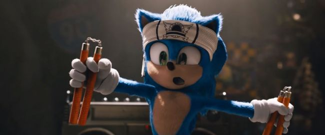 Tyson Hesse was the lead artist on Sonic's redesign