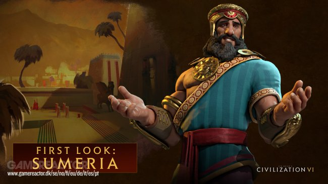 Civilization VI's Sarah Darney on the leaders of civs
