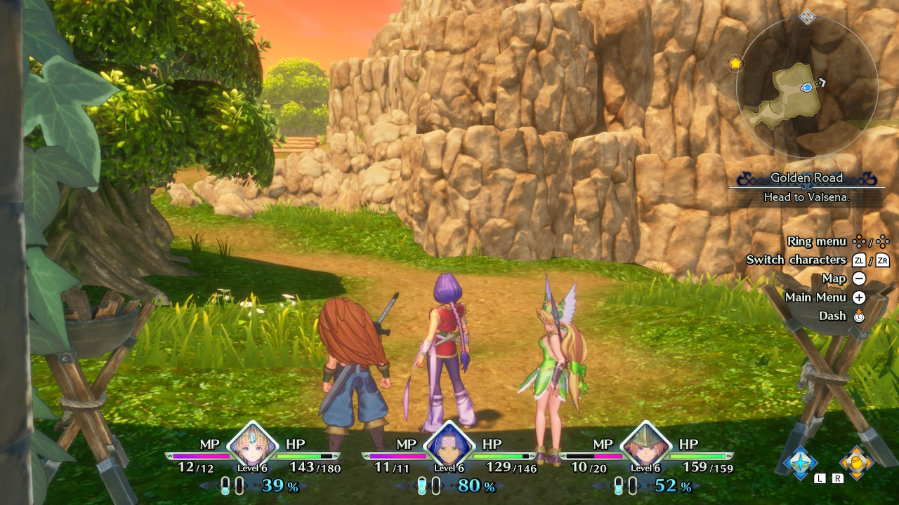 Trials of Mana Review - Gamereactor