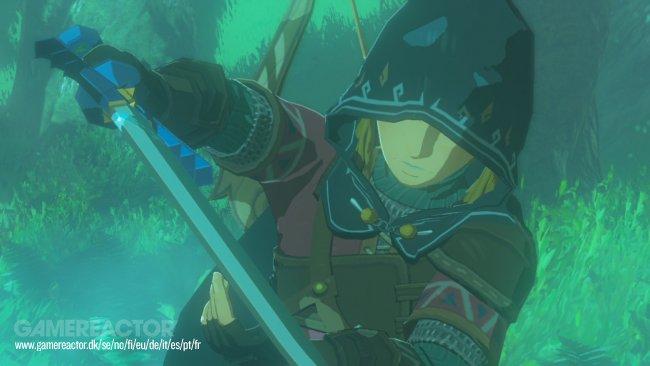 See Zelda Breath Of The Wild Running At 4k 30 Fps On Pc The Legend Of Zelda Breath Of The Wild Gamereactor