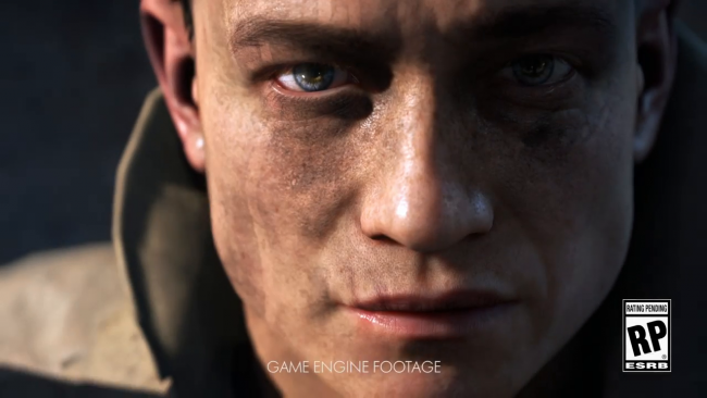 Watch Battlefield 5's first teaser