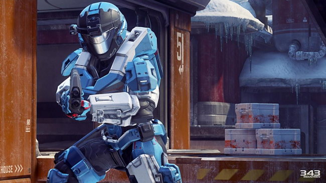 New Halo 5: Guardians expansion based on Halo: Reach